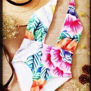 Other - New!! One piece bikini